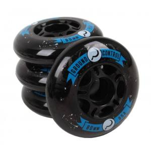 Ground Control Wheel 80mm 85A black 2015