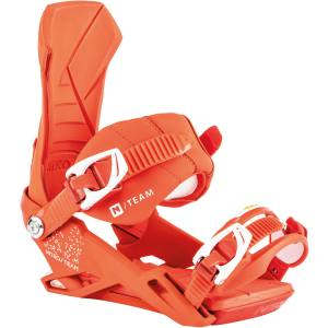 Nitro Team Bindung 2020 Red Gr. L Mens Snowboardbindung