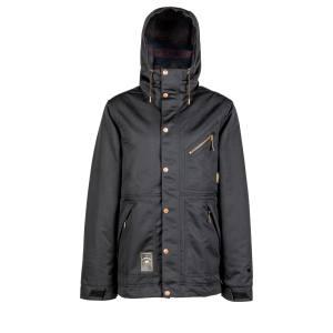 L1 Wilcox Jacket 2020 Black Gr. M Mens Snowboardjacket