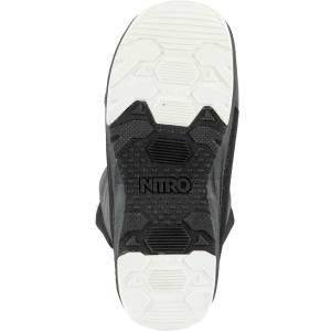 Nitro Futura TLS 2021 Black White 24,5 Gr. 38 Womens Softboot