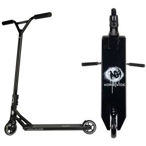 AO Worldwide Complete Stunt Scooter 5.8 x 22 black Parkscooter Streetscooter