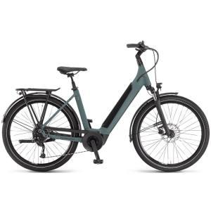 """Winora Sinus 9 Wave i625 Wh 2021 50cm Tiefeinsteiger Pedelec 27,5"""" E-Bike"""